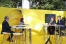 Plateau de SIAL TV avec Xavier Terlet