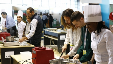 Stage Cuisine Paris | Culinary Demonstrations Foodservice Sial Paris