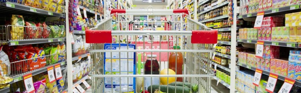 Retail - Distribution - SIAL Paris - Supermarket