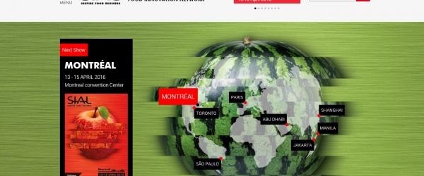Réseau SIAL - site Web