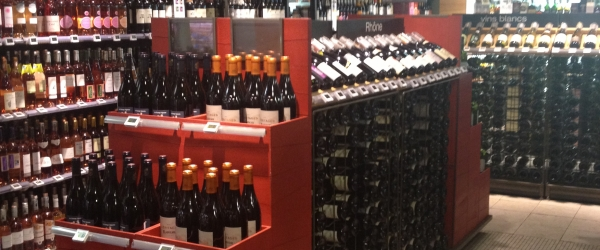 Wine and spirits - SIAL Paris