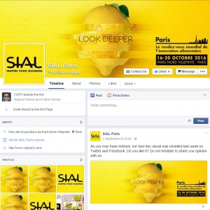 SIAL Paris on Facebook