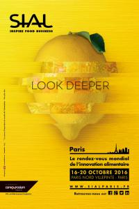 SIAL Paris visual and brand identity