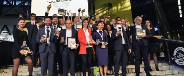 Winners of SIAL Innovation