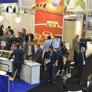 In 2014, exhibitors in the Semi-processed products and Ingredients sector welcomed an average of 145 contacts on their stands