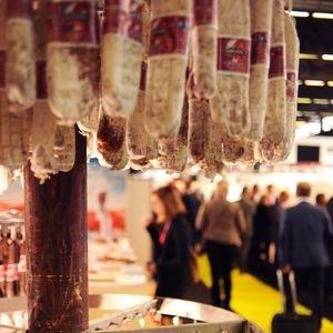 246 exhibitors displayed charcuterie at SIAL Paris 2014