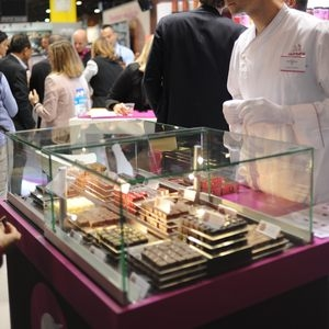 194 exhibitors showcased their ranges of fine food products at SIAL Paris 2016