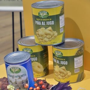 15% of buyers are interested in canned foods