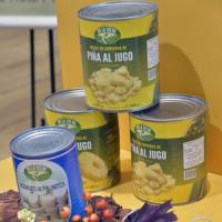 92% of visitors in the tinned products sector were satisfied
