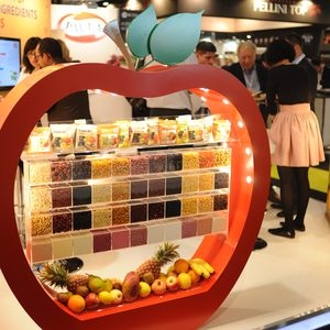 The variety of products displayed at SIAL Paris is acclaimed by more than 9 visitors out of 10