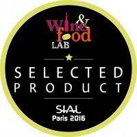 Wine & Food Lab label