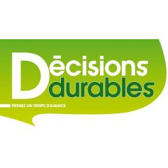 Logo of  décisions durables