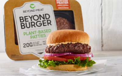 Beyond meat is one of the world leaders in the  vegetable meat with his The Beyond Burger.