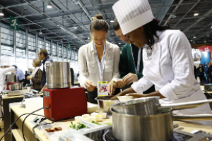 The events of the 2020 edition - La Cuisine