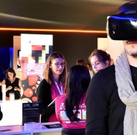 La Réalité virtuel dans l'alimentaire