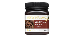Wild flora honey with Cacao - Manuka Doctor Limited (NZ)
